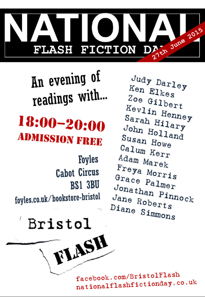 BristolFlash Readings (Updated)