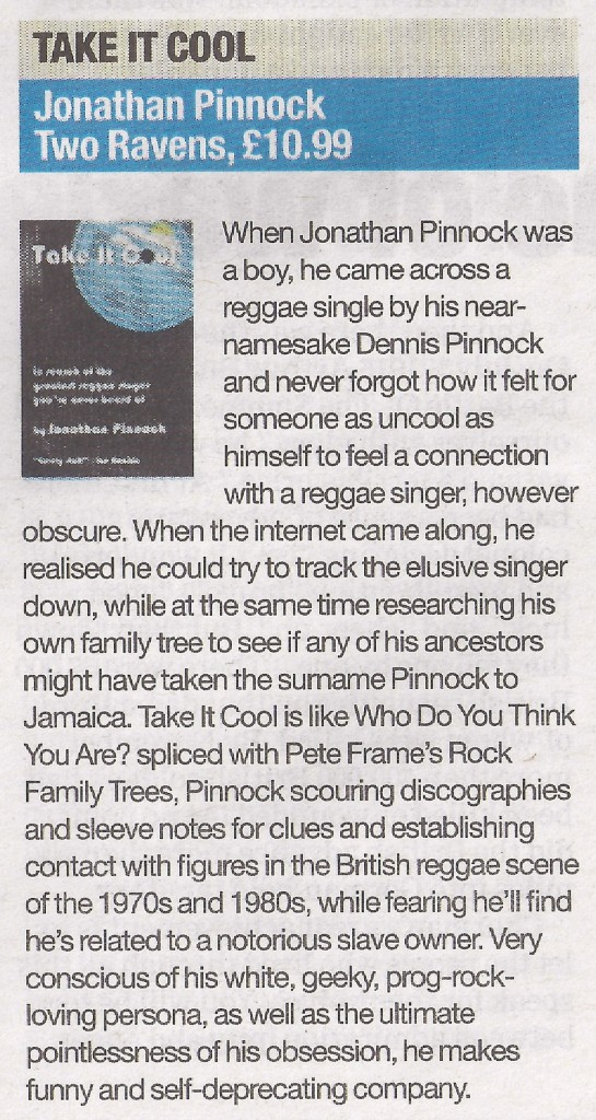 Take It Cool Herald Review