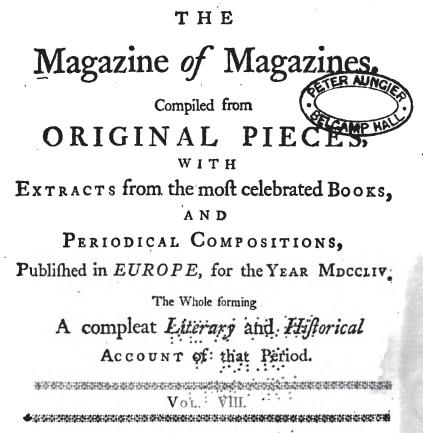 Magazine of Magazines
